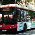 Elektrobusy Solaris Urbino 18 eletric v Barceloně