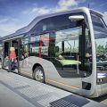 Světová premiéra  Mercedes-Benz Future Bus – CityPilot