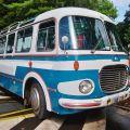 15. Zlatý bažant 2016 – historické autobusy a nákladní auta, Kolín, Poděbrady, Nymburk