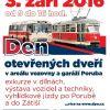 Den otevřených dveří  v Dopravním podniku Ostrava  3. 9.2016