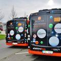 První bezplatné elektrobusy v Praze najely 23 tisíc kilometrů a svezly přes 300 tisíc pasažérů