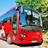 Turistický autobus ISUZU VISIGO v Česku zdomácněl!