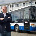 Zdeněk Kratochvíl, generální ředitel koncernu ICOM transport se vyjadřuje k otázce řidičů
