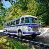 Obchod s díly na historický autobus Škoda 706 RTO