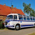 Autobusy Škoda 706 RTO a ŠD, ŠL 11 z kalendáře ke stažení – dnes autobus č. 1