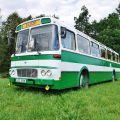 Autobusy Škoda 706 RTO a ŠD, ŠL 11 z kalendáře ke stažení – dnes autobus č. 8