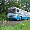 Autobusy Škoda 706 RTO a ŠD, ŠL 11 z kalendáře ke stažení – dnes autobus č. 2