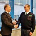 Stanislav Šedý z BusLine se stal nejlepším řidičem roku v Libereckém kraji