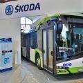 Informace o elektrobusu Škoda PERUN HE (High Energy)