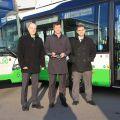 První CNG autobusy Scania Citywide LE jsou v provozu také v Česku
