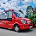 Dopravci preferují midibus Mercedes – Benz Sprinter