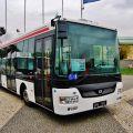 Nové autobusy SOR CNG pro ČSAD MHD Kladno