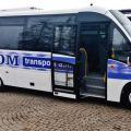 Nové autobusy Rošero pro ICOM transport