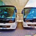 Nově tři autokary MAN Lion's Coach ve službách CK Čedok