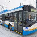 Nové trolejbusy Škoda Electric pro Ostravu