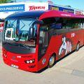 Prodej nových autobusů ISUZU stále roste