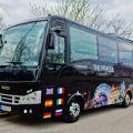 Obchod s ojetými autobusy ISUZU