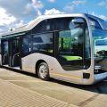 První autonomní autobus na světě se poprvé představil v Česku