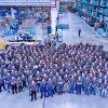 EvoBus SpareParts LogisticsCentre slaví desáté výročí