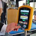 1,4 milionu jízdenek pořízených bezkontaktními bankovními kartami v Ostravě!