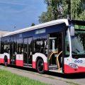 Nejdelší Mercedes – Benz CapaCity L opět na lince 119 na letiště v Praze