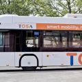 Systém ABB TOSA: průběžné dobíjení elektrobusů v Ženevě dostane inteligentní řízení