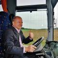 Zdeněk Kratochvíl, generální ředitel ICOM transport odpovídal na chatu