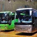 EvoBus, lákavé premiéry na CZECHBUSU: nový MB Tourismo, nová patrová Setra 531 DT TopClass
