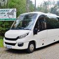 Co je nového u výrobce malých autobusů ROŠERO