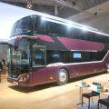 Autobusový fenomen´- patrová Setra nové generace S 531 DT na Busworldu