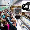 SMART CITY: informační systém pro cestující v metru prostřednictvím wifi