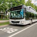 Autobusy MAN Lion's City CNG od příštího roku v Děčíně