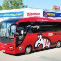 ISUZU VISIGO, nejoblíbenější autobus v kategorii MIDI