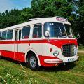 Autobus č. 2 – Škoda 706 RTO MTZ z kalendáře RTO Klubu 2018