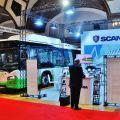 Scania na veletrhu CZECHBUS – vydařená tečka za úspěšným rokem 2017