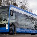 Aptis: netradiční elektrobus od Alstomu testován v provozu