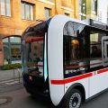 Autonomní minibus v Hamburku s rychlostí 50 km/h!