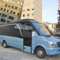 BUS SHOW Nitra 2018: 3 typy malých autobusov Mercedes-Benz Sprinter z KHMC
