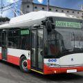 Nové špičkové trolejbusy Škoda pro město Brno