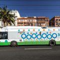 Projekt ZeEUS v Cagliari: spolehlivé parciální trolejbusy s dynamickým i statickým dobíjením