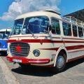 RTO klub – celostátní sraz historických autobusů Lešany 2018
