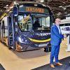 Dopravní síť TADAO obdržela klíče od 500. autobusu Crealis