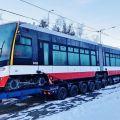 Do Prahy dorazila poslední 250. tramvaj ForCity Alfa pro DPP od Škoda Transportation
