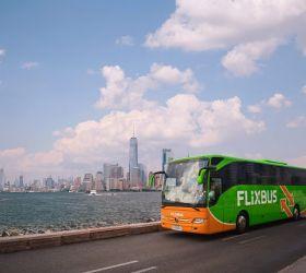 FlixBus po roce působnosti v USA spouští nabídku i na východním pobřeží, propojí New York a Washington