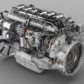 SCANIA: obrovská síla, nový motor 540 koní!