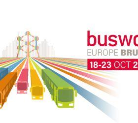Pozvánka na největší autobusovou událost na světě, veletrh Busworld Europe