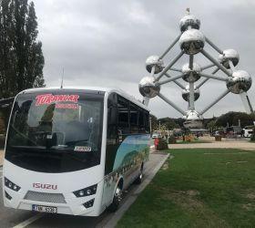 AKCE  ISUZU TURANCAR CZ: přijďte si vyzkoušet nové autobusy