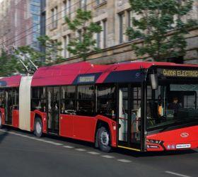 Úspěch plzeňské Škody Electric: 21 nových trolejbusů v Budapešti