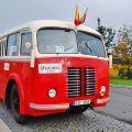 První poválečný československý autobus Škoda 706 RO