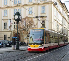 DPP pojmenuje další tramvaj po významné osobnosti pražské MHD, tentokrát po Františku Ringhofferovi IV.